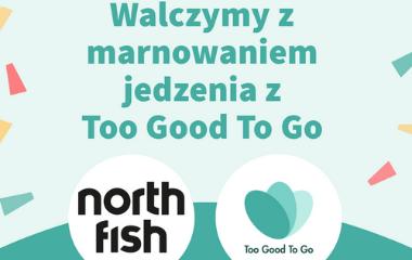 North Fish walczy zwyrzucaniem żywności