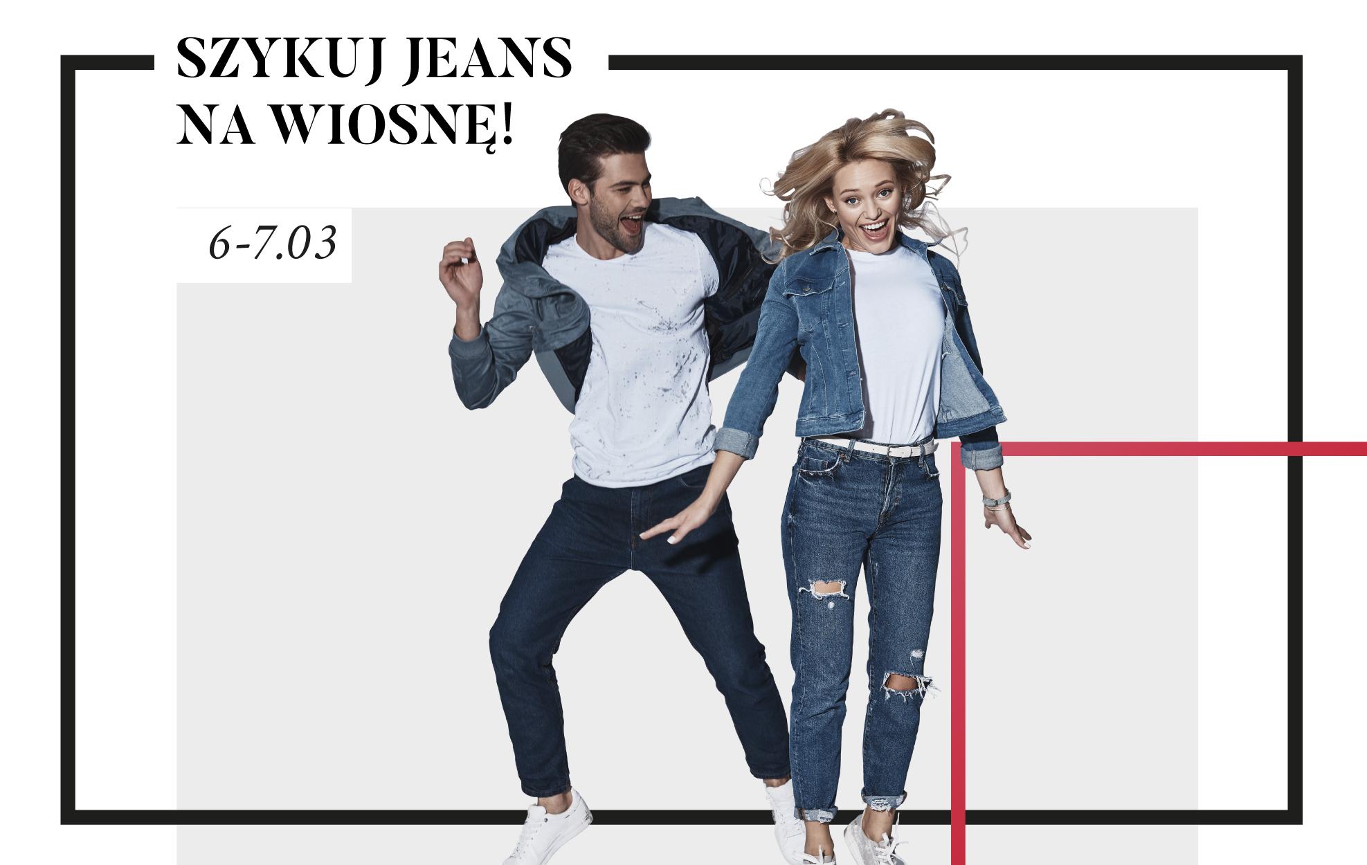 Szykuj jeans nawiosnę