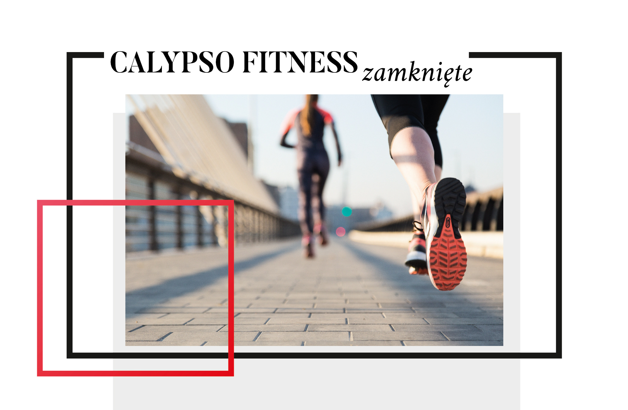 Calypso Fitness zamknięte