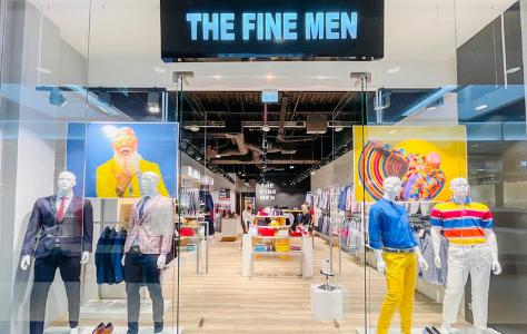 The Fine Men
