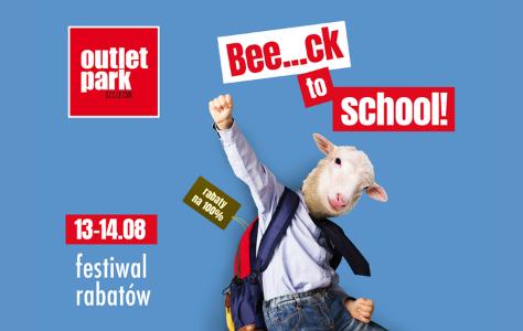 Festiwal rabatów: Back2school